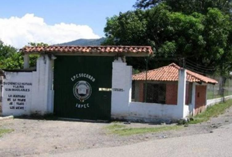 Emergencia sanitaria por desabastecimiento de agua en cárcel de El Socorro (Santander)
