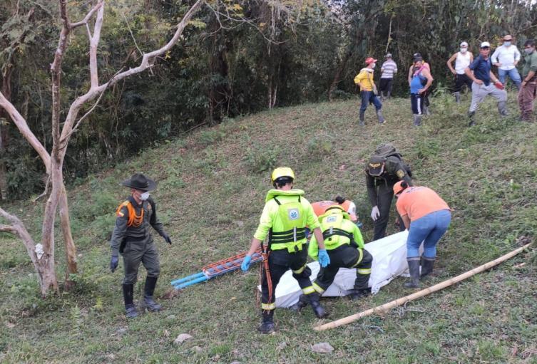 Hallaron cuerpo de agricultor que cayó accidentalmente al río Suárez en Santander