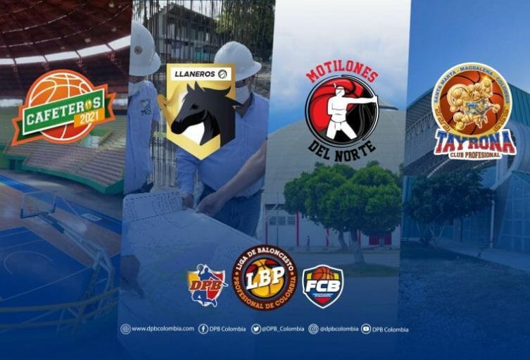 Motilones de Cúcuta recibió el visto bueno de la división profesional de Baloncesto