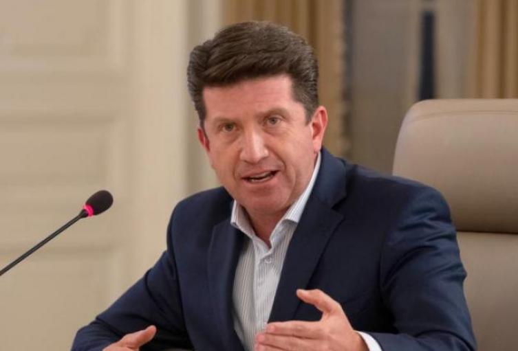 Ministro de Defensa Diego Molano