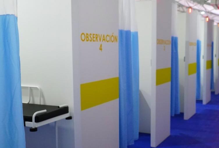 Disminuyó a un 80% la ocupación de las UCI en Bucaramanga
