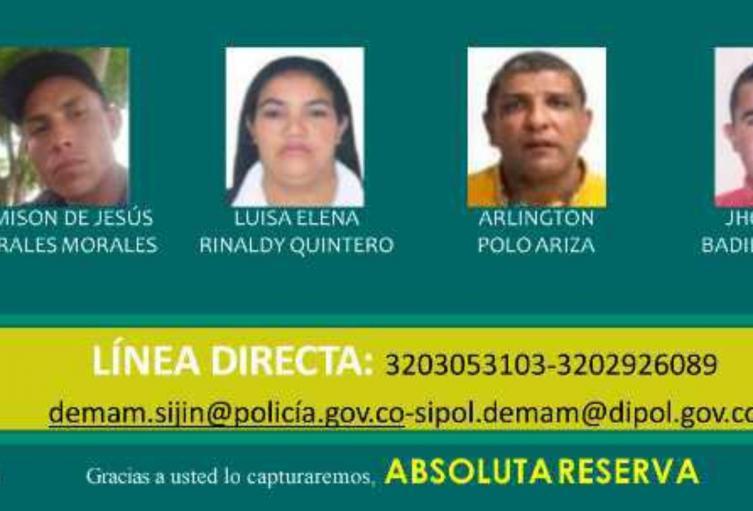 Presunto asesino de María Angélica Polanco buscado por la Interpol