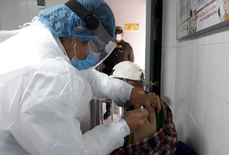 Vacunación de Murillo