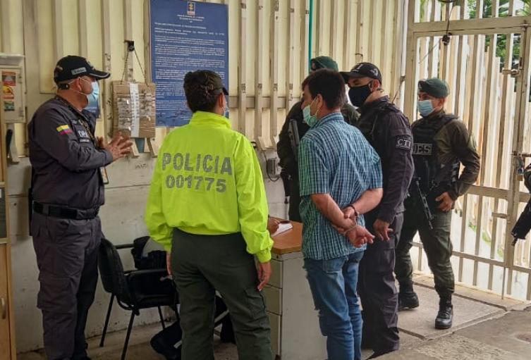 A la cárcel hombre que habría asesinado a un menor de 14 años de edad en Lebrija, Santander