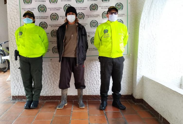 capturado Integrante del GAO ELN en Norte de Santander