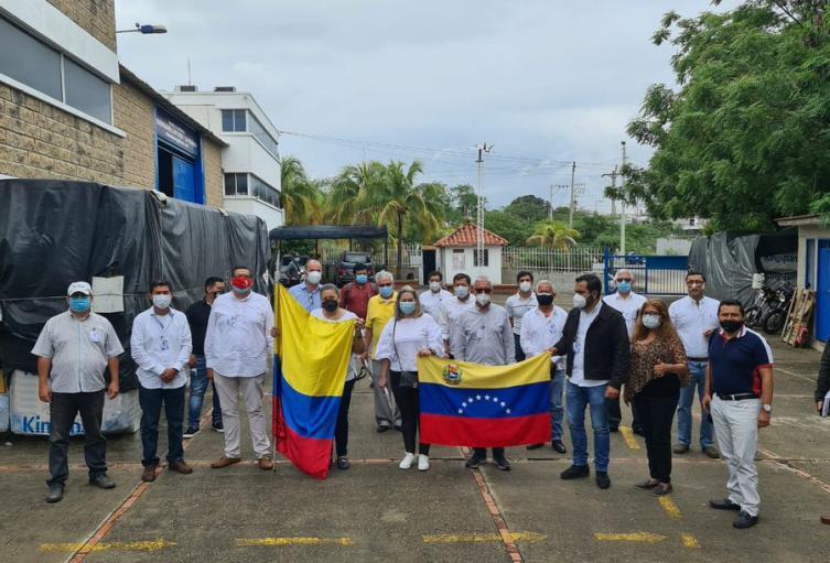 Gremios Económicos de Norte de Santander y Táchira en Cúcuta