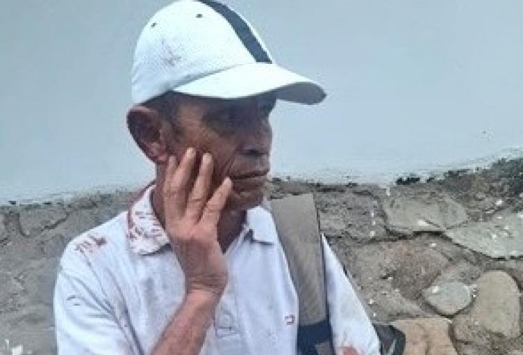 Fredy Escalante Durán, líder atacado