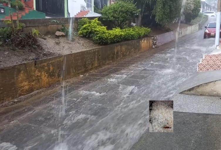 Reportan afectaciones en cultivos por granizadas en Santander