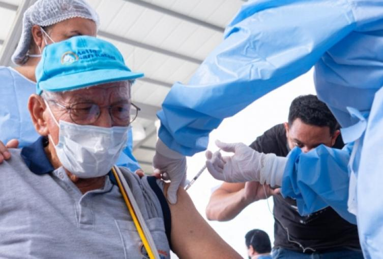 En Centros de Bienestar iniciará la segunda fase de Vacunación en Bucaramanga