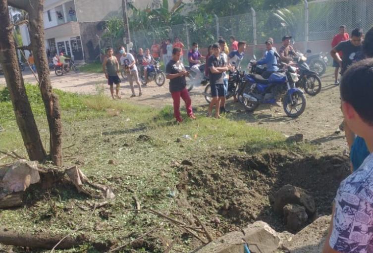 Ataque patrulla Policía en Tibú