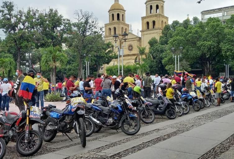 Paro en Cúcuta