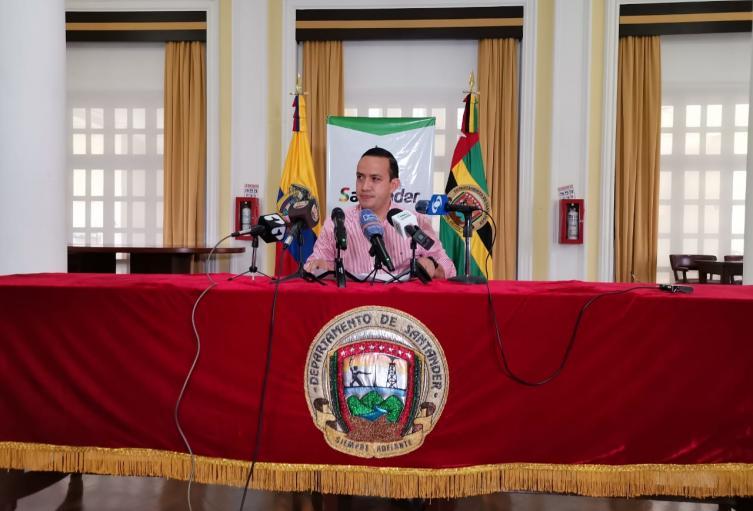 Gobernador de Santander