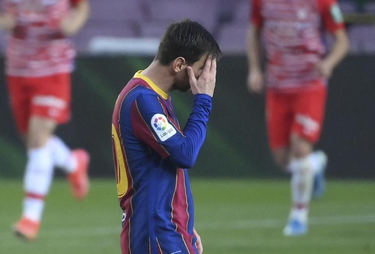 Messi, Barcelona 2021