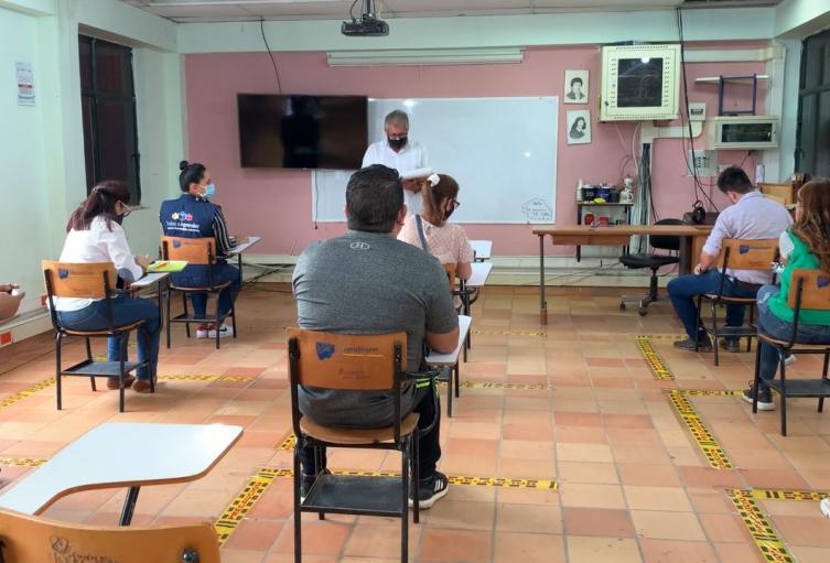 En total, 414 estudiantes de las zonas rural y urbana retornarán a las aulas.