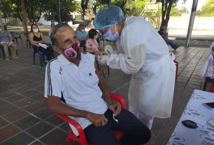 Avanza vacunación en Norte de Santander