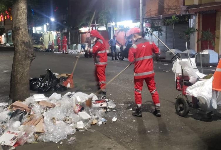Aseo en Cúcuta