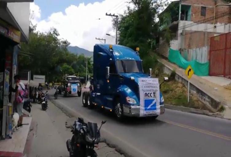 Paro camioneros