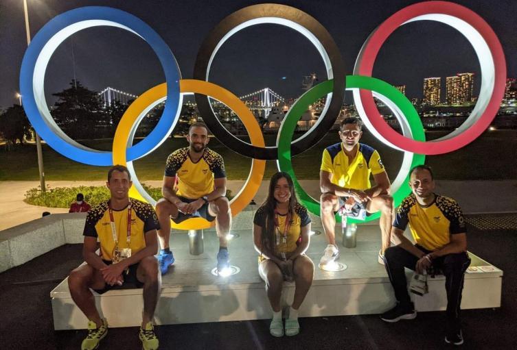Colombia tenis Olimpicos 2021