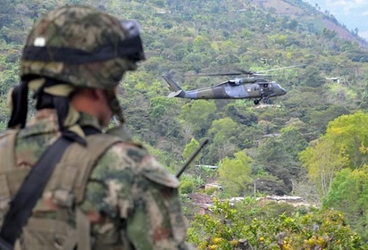 Ejército soldados