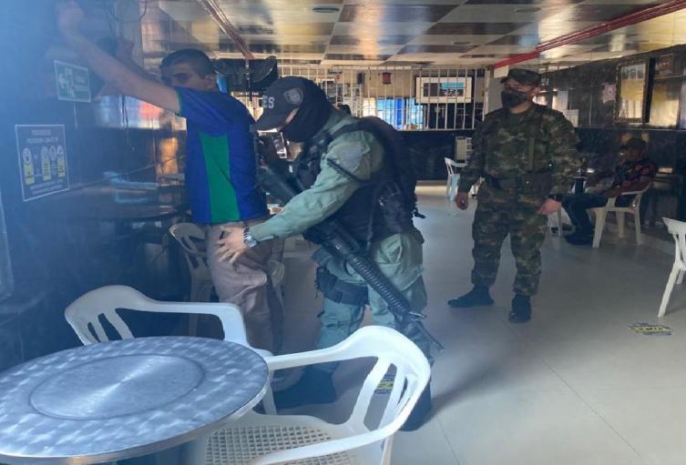 Ejército y Policía realizan operativos en conjunto