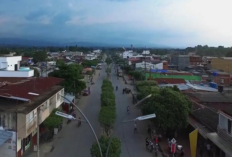 Tibú en Norte de Santander