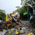 Las autoridades hicieron recomendaciones a los conductores en las vías de Santander.