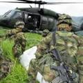 Militares heridos en accidente
