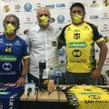 Dirigencia deportiva de Alianza Petrolera presentó su nuevo cuerpo técnico