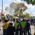 Con protesta inicia primer diálogo territorial en Puerto Wilches sobre piloto de fracking
