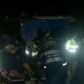 Rescatan a un hombre que cayó al abismo  del cañón del Chicamocha en Santander