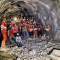 Finalizó la excavación del Túnel La Paz en Santander
