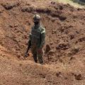 Detonación controlada de explosivos en el Catatumbo
