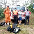 Defensa Civil de El Socorro, Santander, rescató a tres adultos mayores