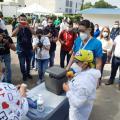 Vacunación en Norte de Santander contra Covid