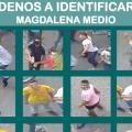 Policía identifica a vándalos que han causado destrozos presentados en el desarrollo de la manifestación social en Barrancabermeja