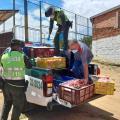 Desarticulado un matadero clandestino donde sacrificaban burros enfermos en Bucaramanga