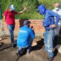 Tormenta dejó sin servicio de agua a más 15 barrios en Piedecuesta