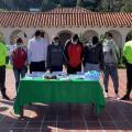 Banda de los venecos en Pamplona