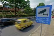 La posible aplicación de las fotomultas en Bucaramanga fue planteada en el Concejo Municipal.