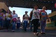 Miles de personas, circulan diariamente los Puentes Internacionales entre Colombia y Venezuela