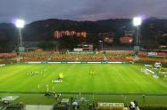 Escenario deportivo de Bucaramanga