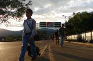 Corredor Humanitario puente Simón Bolívar