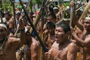 Comunidad Indígena Motilón Barí