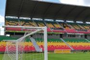 El estadio Alfonso López