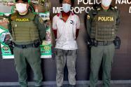 capturado un hombre quien tenía un arma de fuego ilegal