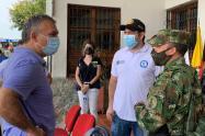 Autoridades redoblan control fronterizo en pasos informales