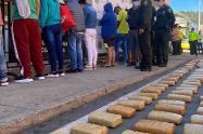 Vendedores de estupefacientes en Girón, Piedecuesta y Floridablanca