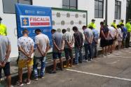 Banda delincuencial dedicada a la venta de estupefacientes