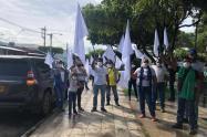 Ex combatientes de las Farc en Norte de Santander