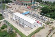 Modernizada y entregada la Subestación de energía eléctrica más importante del Magdalena Medio